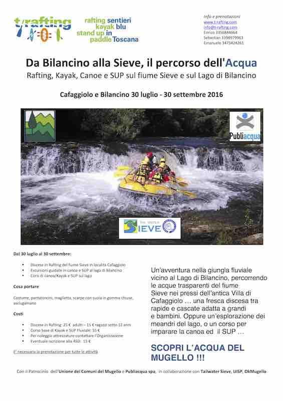 Bilancino - Cafaggiolo 2016