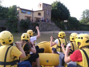 Rafting Arno Firenze - Mulini e Gualchiere @ S. Jacopo al Girone