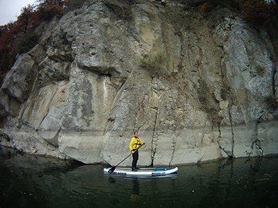 SUP escursionismo - Val Inferno e Bandella