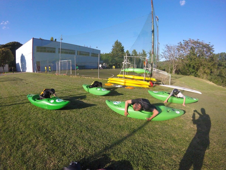 Raft&Yoga