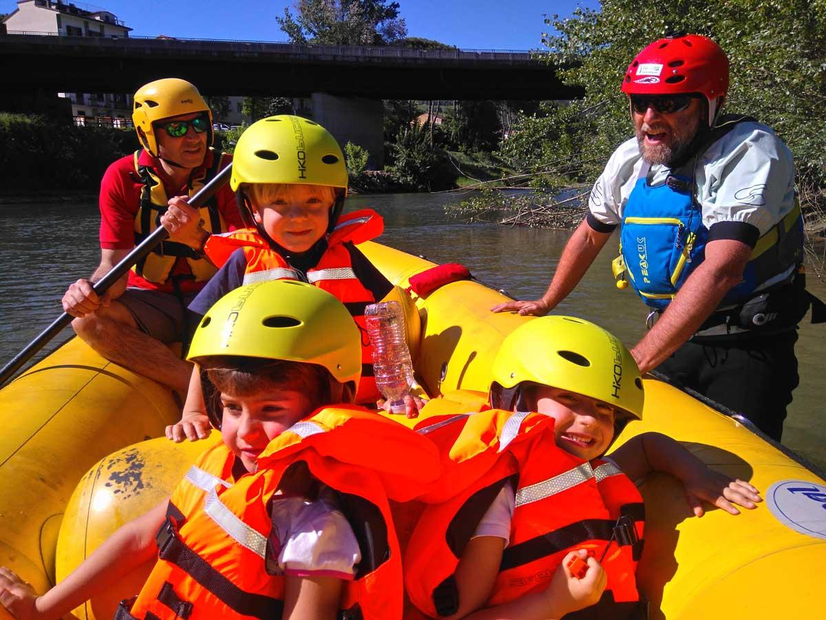 Rafting_bambini