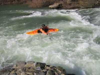 Rafting Chianti - Sieve Rufina