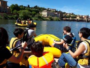 Ponte 2 giugno - Rafting Ponte Vecchio Tour @ Firenze