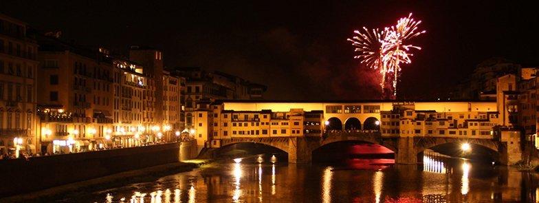 San Giovanni - Rafting e Fuochi d'Artificio