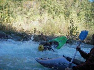 Corso di Eskimo per Kayak fluviale @ San Jacopo al Girone, Firenze e Fiesole