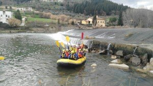 Attraversando Pontassieve - I parchi fluviali