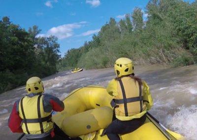 Arno Wild Water Rafting