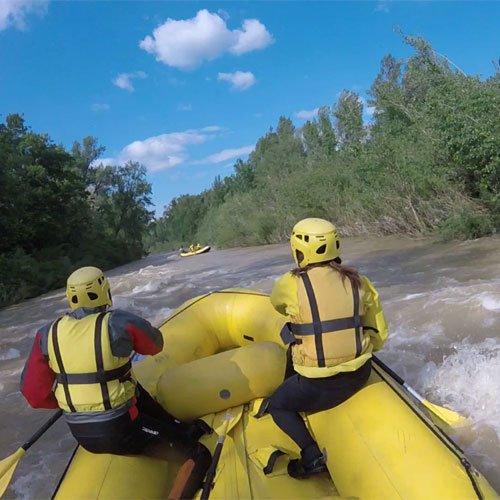 Rafting Arno Wild Water