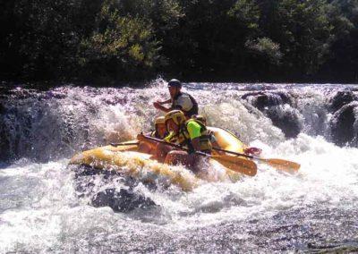Sieve Bilancino Rafting