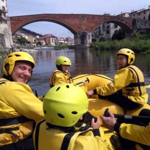 Rafting Sieve - Pontassieve Medicea @ Pontassieve