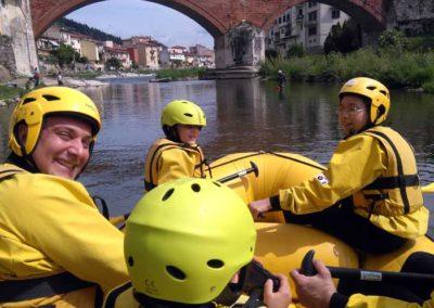 Pontassieve Medicea Rafting