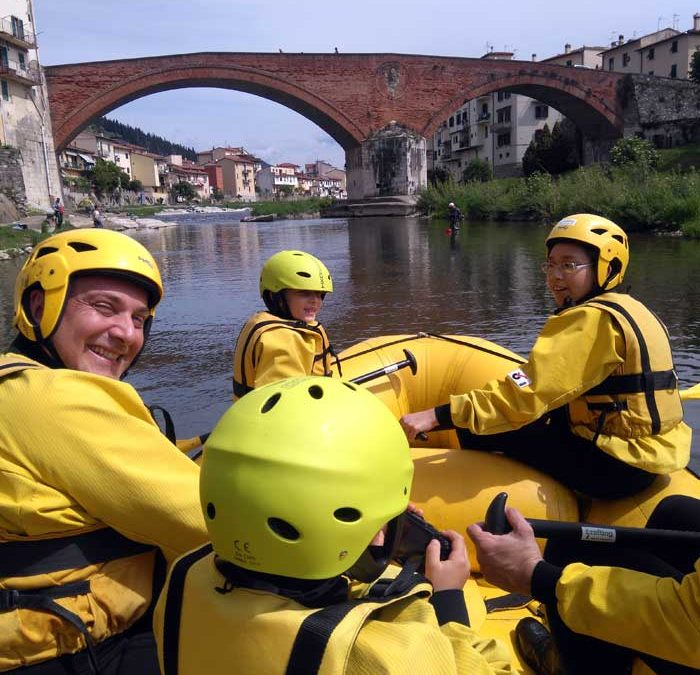 Rafting Pontassieve Medicea