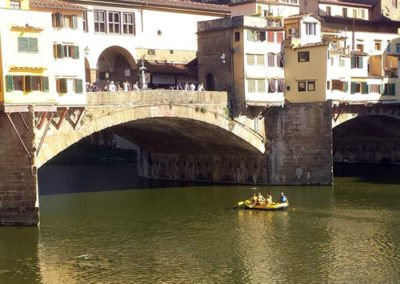 Florence Ponte Vecchio Rafting