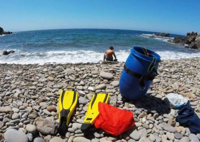 Aquatrekking sulla Costa Toscana