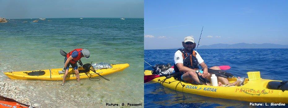 SOT - Kayak Sit On Top