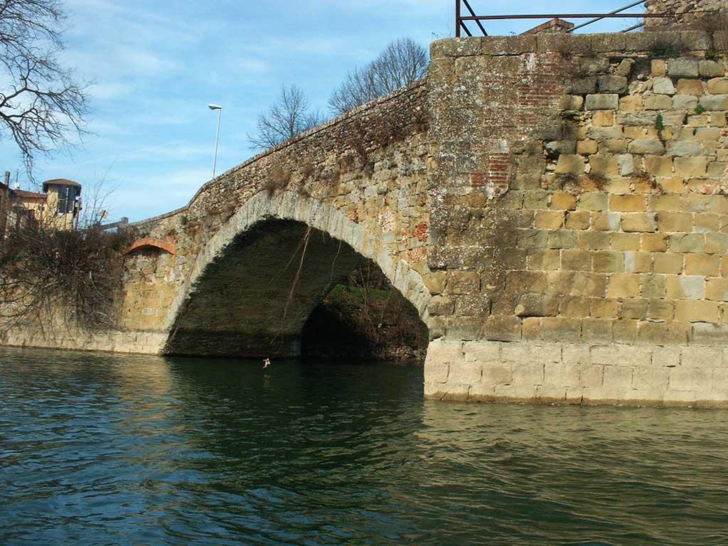 Kayak Riserva Naturale di Ponte a Buriano e Penna