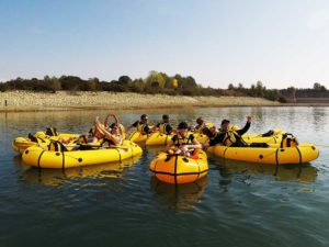 Packrafting e Swimtrekking @ Centro Sportivo Anchetta
