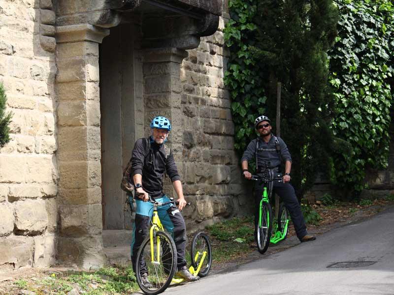 Footbike Firenze