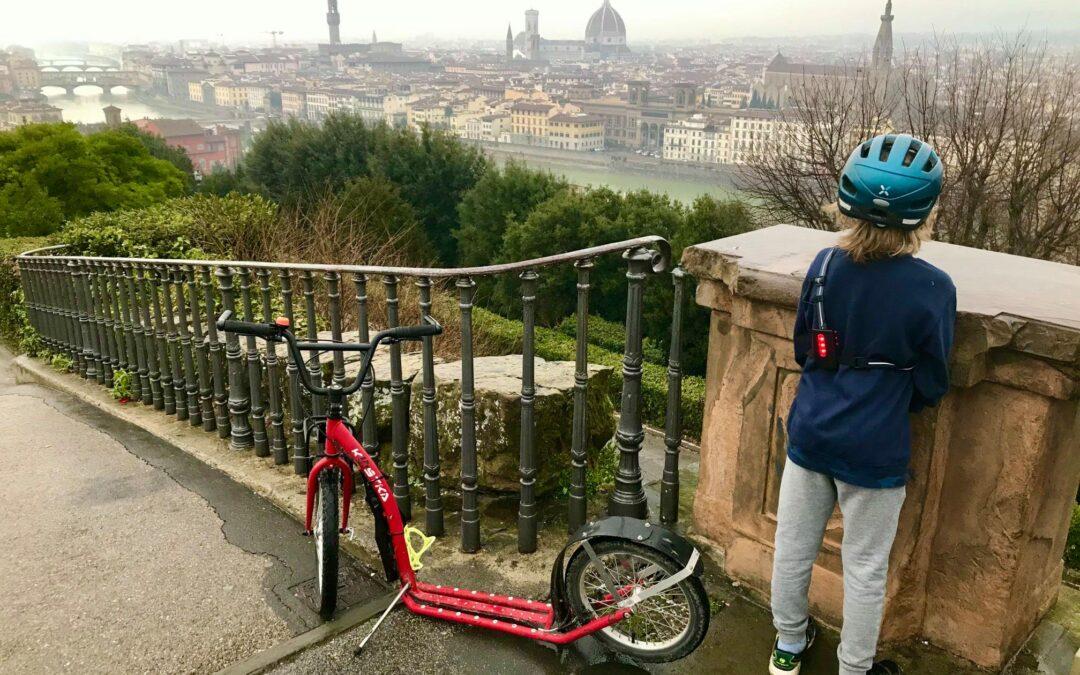 Florence Footbike