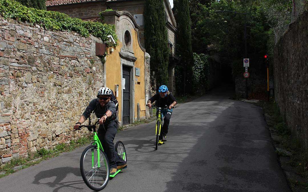 Footbike Fiesole