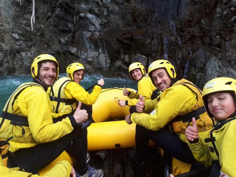rafting torrente lima