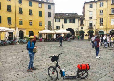 Footbike da Lucca a Torre del Lago Puccini