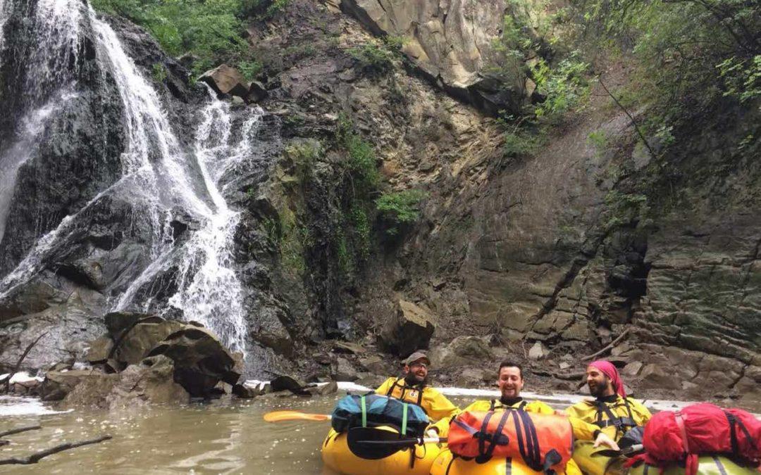Packratfing Riserve Naturali Valdarno