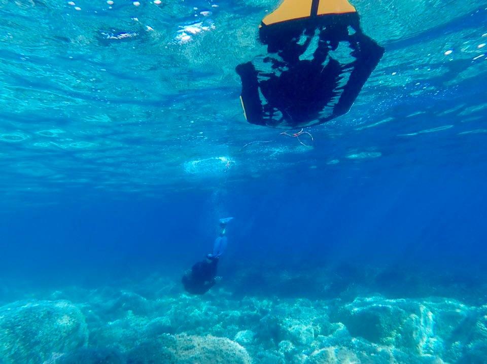 Swimtrekking week-end isole e costa toscana