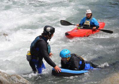 hydrospeed trentino sport outdoor