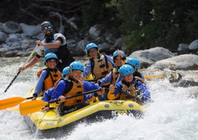 rafting trentino sport outdoor