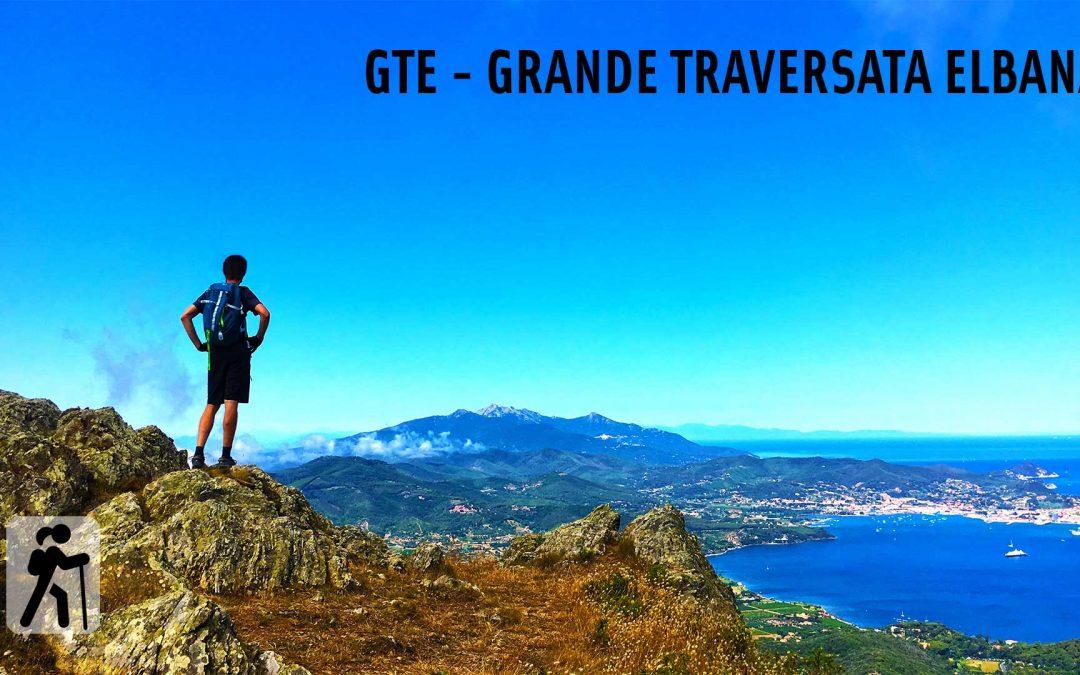 TREKKING GRANDE TRAVERSATA ELBANA